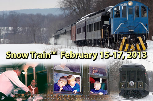 Snow Train 2013 collage