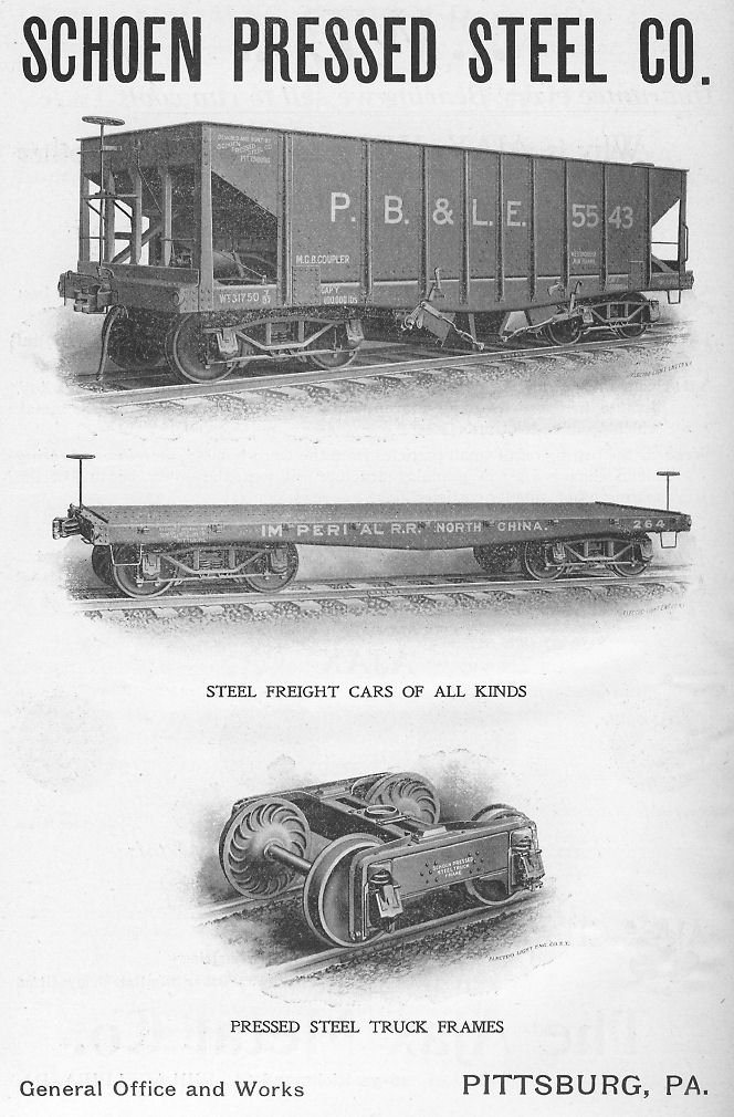 Pressed Steel Car Company