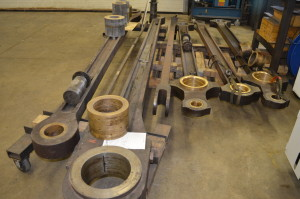rods and rod brasses