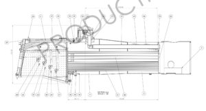 CNW 1385 Boiler Drawing