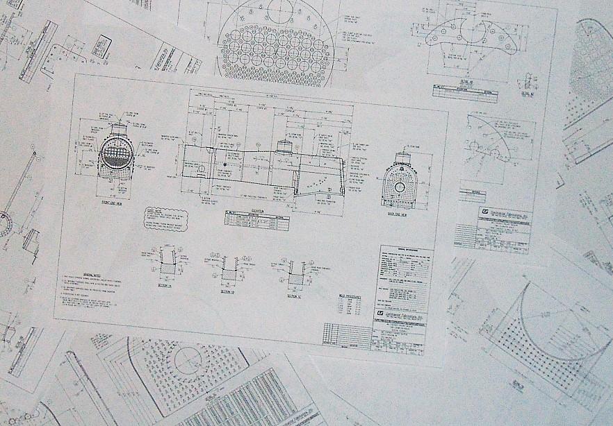 boiler drawings