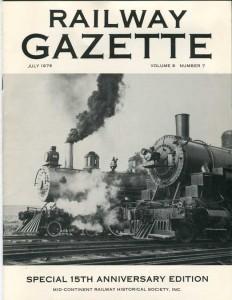 15th Anniversary Gazette