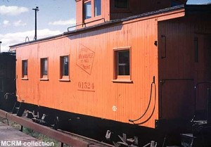 Milwaukee Road #01524