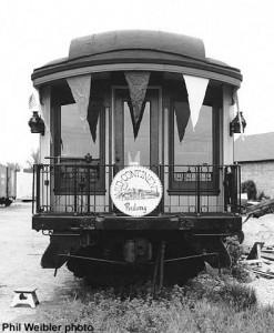 Badger 2 in 1962.