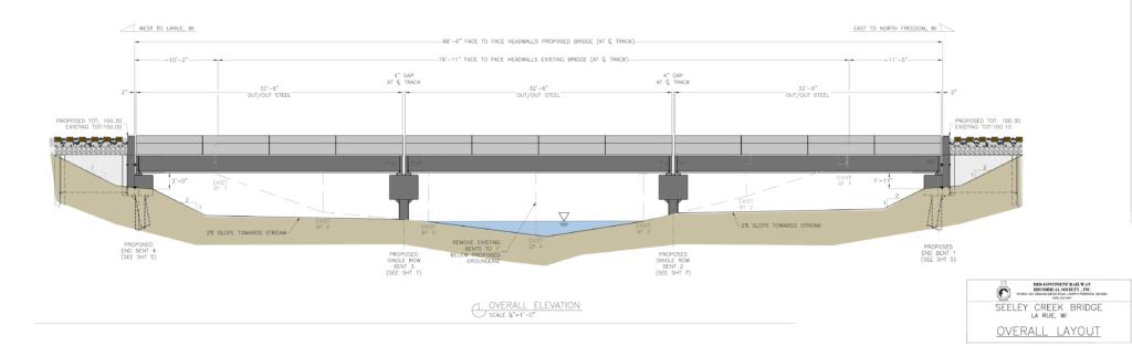 engineering plan view