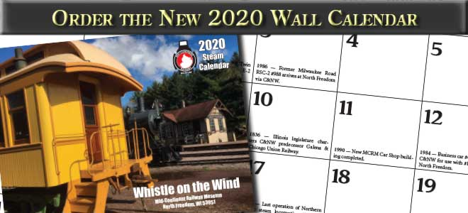Order the new 2020 Wall Calendar