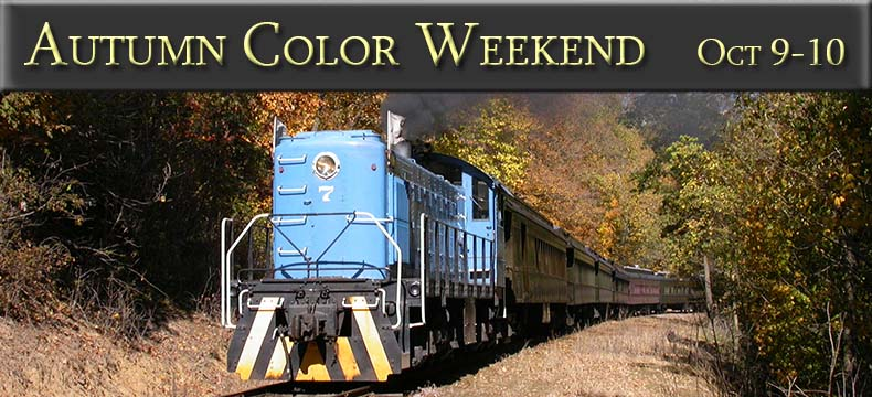 Autumn Color Weekend