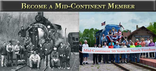 Become a Mid-Continent member