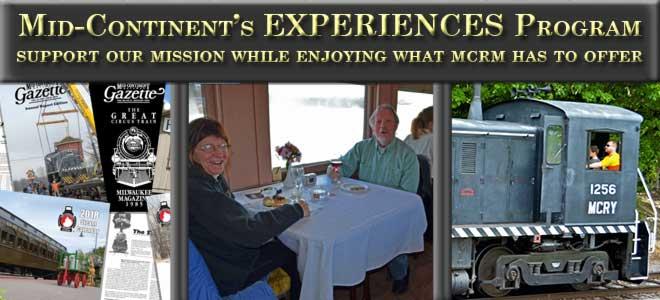 Experiences program