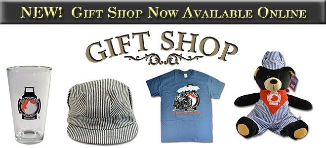 New! Online Gift Shop now available