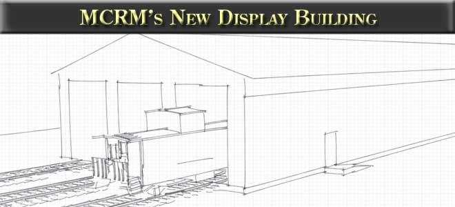 new display building sketch