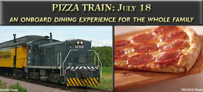 Pizza Train July 18