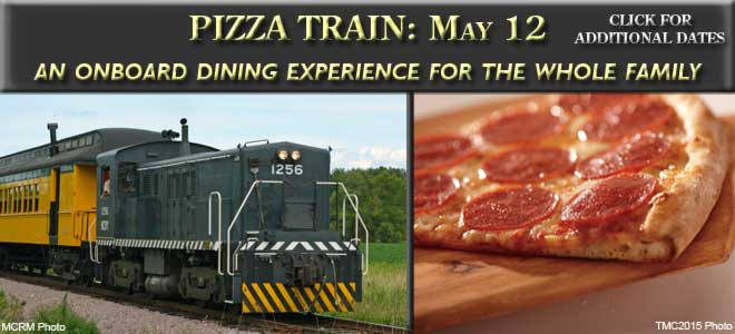 Pizza Train May 12, 2018