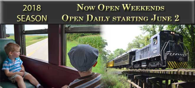 Now Open Weekends