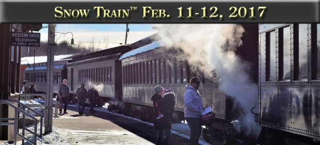 Snow Train, February 11-12, 2017