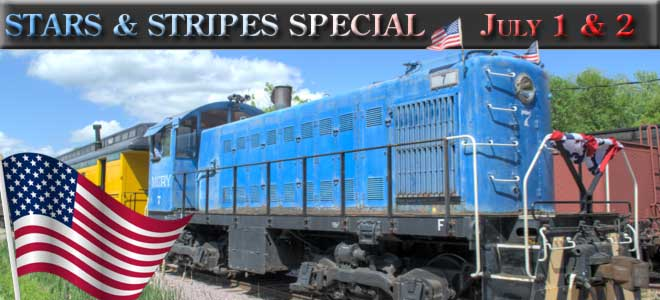 Stars and Stripes Special, July 1 & 2, 2017