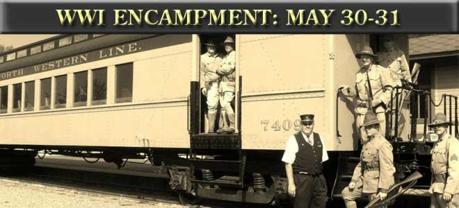World War One Encampment, May 30-31, 2015