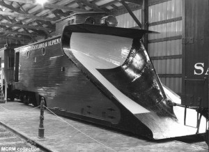 # 1 on display in Coach Shed, c.2001. MCRM collection
