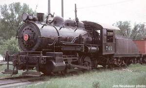 Hillsboro, WI; June 1962; Jim Neubauer photo.