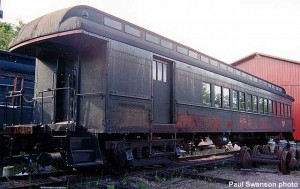 #7409 before restoration, 1991. MCRM collection