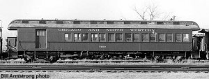 #7409 at Huron, S. Dakota, April 21, 1960.  Bill Armstrong photo; Paul Swanson collection