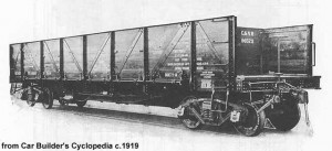 Sister car #96753, builder's photo.