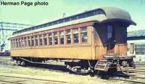 #60 at Houghton, Michigan, c.1950's?