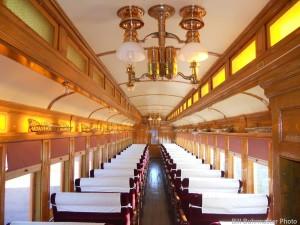 #60 interior, Aug. 15, 2011. Bill Buhrmaster photo.