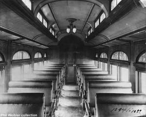 Interior photo of CRI&P 1094 as built in 1905; from Phil Weibler, via Jim Neubauer