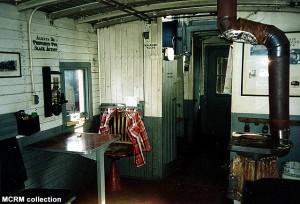 DMIR #C-74 interior, September 5, 1993. MCRM collection