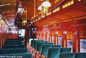 #213's restored interior.