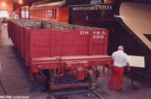 #996 on display, August 23, 1992. MCRM collection