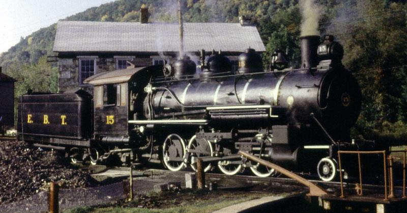 Steam & Steel' Album Benefits Steam Restorations - Mid-Continent