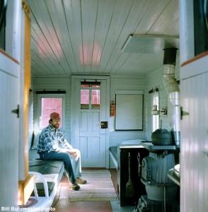 #X582 interior after restoration. no date; Bill Buhrmaster photo