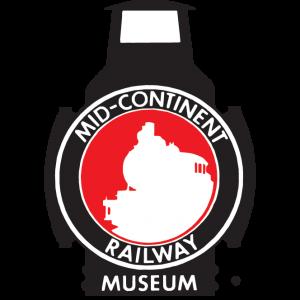Mid-Continent Railway Museum lantern logo