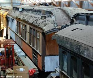 #63 awaiting restoration, April 2000.
