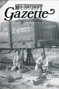 Front cover of Real Photo Postcards Gazette