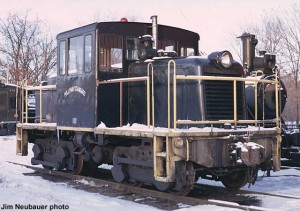#4 at North Freedom, January 1973.