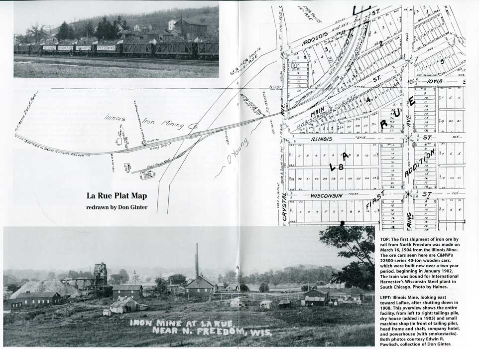 sample page with map