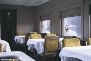 2017's dining room, 1988. Pat Weeden photo
