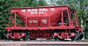 #80944 on display, July 24, 2004. Paul Swanson photo.