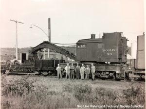 crane in 1962