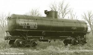 #12283 restored, c.1975. Ray Buhrmaster photo