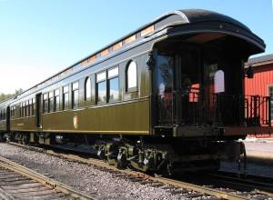 Badger #2, fully restored in 2009.